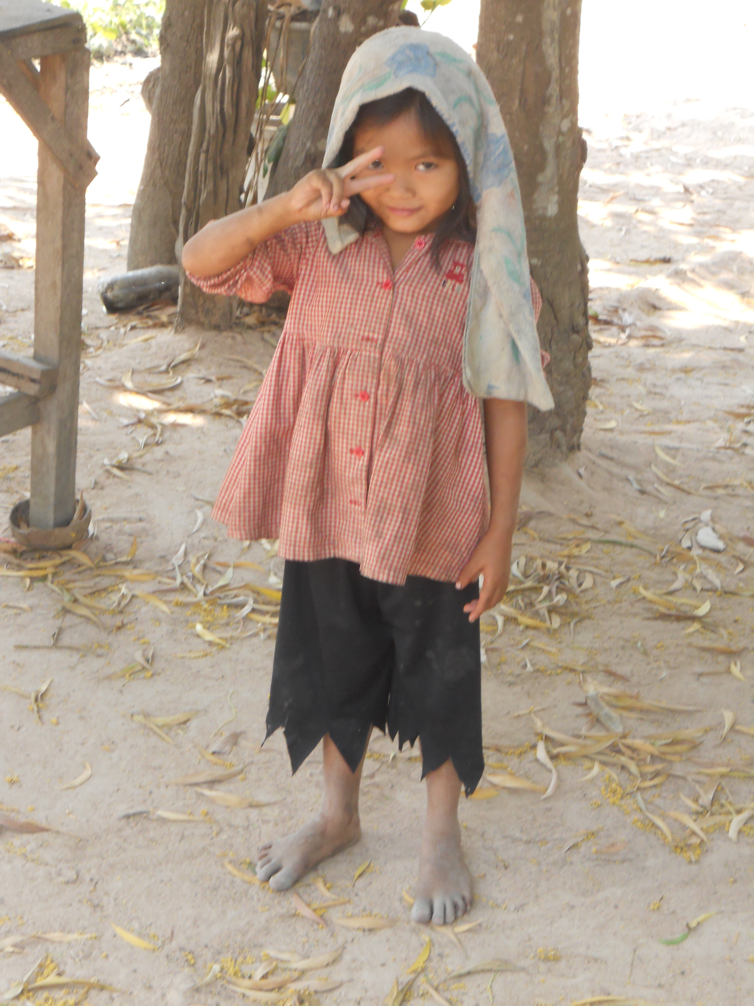 Naked cambodian kids Cambodia and Vietnam: Part 1