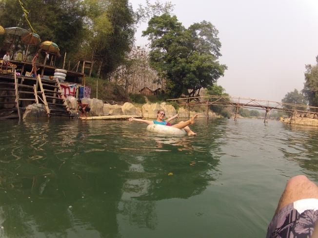 Vang Vieng Tubing