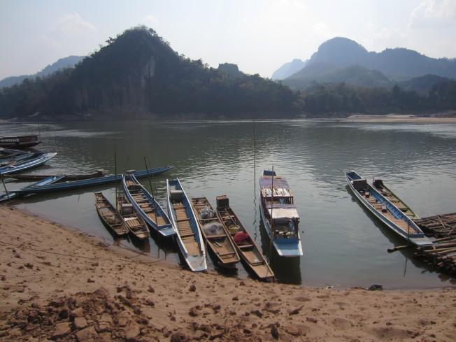 Pak Ou Boats
