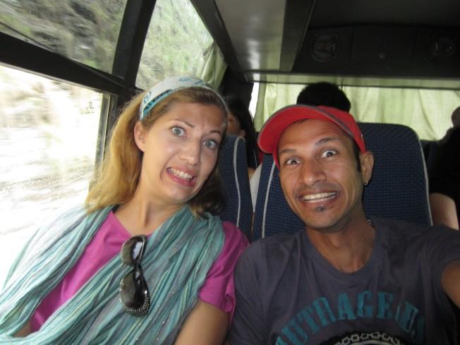 Nepal Bus Ride