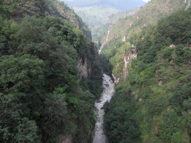 Bungy Canyon Nepal
