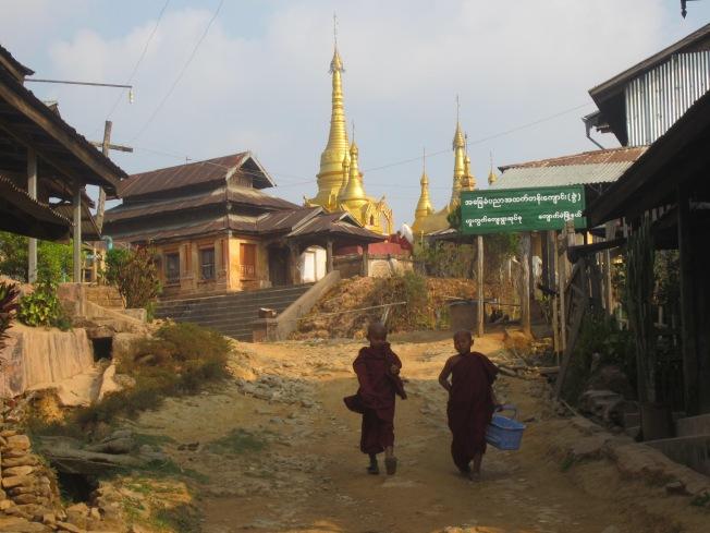 Kyaukme Pagoda, Myanmar