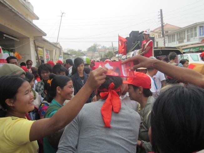 Myanmar Elections - Kalaw