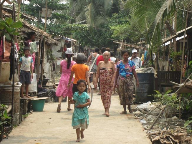 Northokkalapa, Myanmar