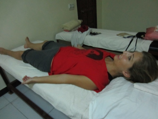 Acupuncture in Yangshuo