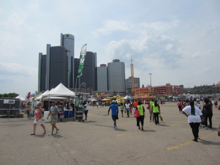 Detroit River Days 6